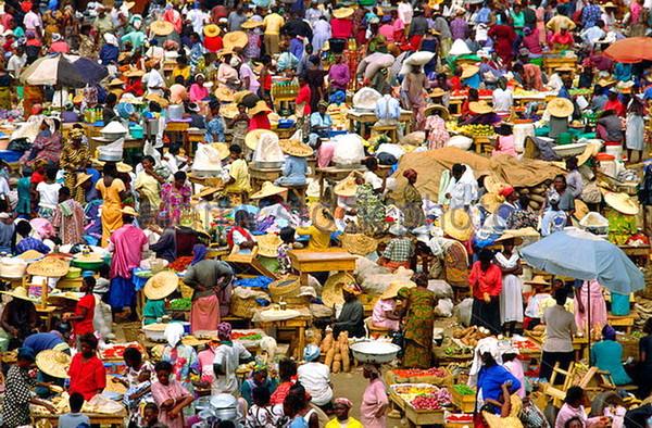 Ghana trading system