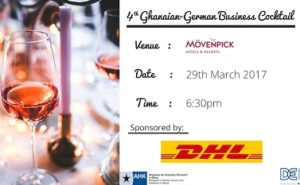 4TH GHANAIAN-GERMAN BUSINESS COCKTAIL