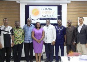 LAUNCHING OF THE GHANA ENERGY AWARDS 2017