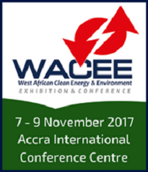 6TH WEST AFRICAN CLEAN ENERGY AND ENVIRONMENTAL TECHNOLOGY EXHIBITION & CONFERENCE (WACEE 2017)