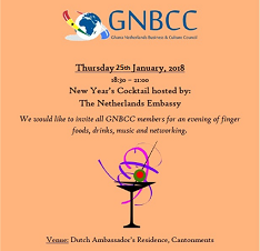 GNBCC NEW YEAR'S COCKTAIL