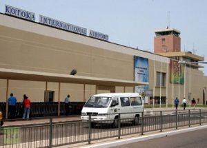 AIRPORT TERMINAL 3; GHANA TARGETS 5 MILLION VISITORS ANNUALLY