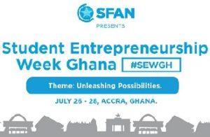 THE FIRST STUDENT ENTREPRENEURSHIP WEEK IN GHANA!