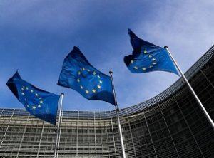 EU TARIFFS TAKE EFFECT, RETALIATING FOR TRUMP'S TARIFFS ON STEEL AND ALUMINIUM