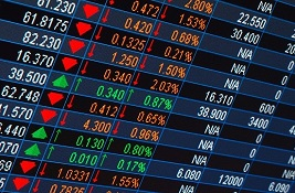 STOCK MARKET TRADING UNSHAKEN BY BANKING SECTOR CHALLENGES