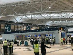 TERMINAL 3 OF KOTOKA INTERNATIONAL AIRPORT OPENS ON 15TH SEPTEMBER