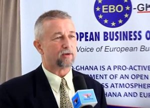 EBO-GHANA EXECUTIVE DIRECTOR TO RESIGN AT THE END OF 2018