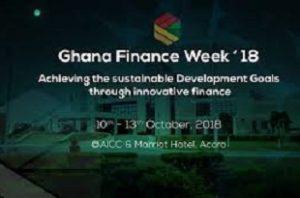GHANA FINANCE WEEK 2018 OPENS REGISTRATION FOR EXHIBITORS