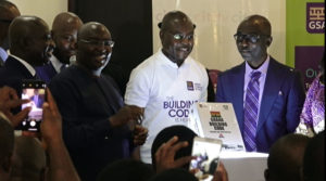 Ghana's building code launched; Veep confident of efficient building costs