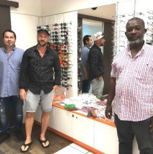 ČGOK pořádá prvním rokem sbírku brýlí pro děti z Ghany